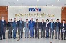 Hãng thông tấn Nga ITAR-TASS uy tín, năng động ở tuổi 110