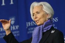 """Tổng Giám đốc IMF khuyến cáo Hy Lạp phải """"đi cả hai chân"""""""
