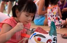 Cơ hội sáng tạo mặt nạ Việt, vui Tết Trung Thu cho trẻ em
