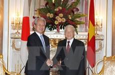 Mong muốn JICA tiếp tục hỗ trợ Việt Nam thông qua hợp tác ODA