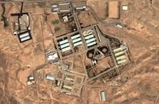 Iran trao các mẫu phẩm thu thập từ căn cứ Parchin cho IAEA