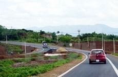 Nâng quốc lộ 14B đoạn Túy Loan-cầu Hà Nha lên 4 làn xe