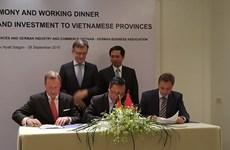 Kết nối giữa các địa phương Việt Nam với doanh nghiệp Đức