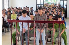 Ninh Thuận tuyên án đối tượng dùng dao nhọn dâm chết bạn nhậu
