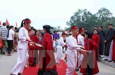 Phú Thọ sẽ đưa hát Xoan vào dạy tại tất cả các trường học