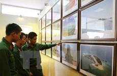 Triển lãm ảnh, tư liệu về chủ quyền biển đảo Việt Nam tại Sơn La