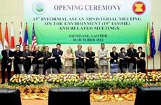 Bộ trưởng môi trường ASEAN bàn giải pháp thúc đẩy hợp tác