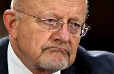 """Giám đốc tình báo Mỹ: Chiến dịch của Nga ở Syria là """"hấp tấp"""""""