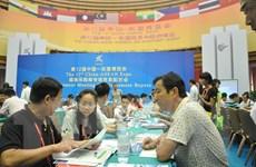 Cơ hội giao thương tại Hội chợ thương mại quốc tế Việt-Trung
