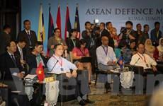 Bộ trưởng ASEAN thảo luận vấn đề Biển Đông tại ADMM Retreat