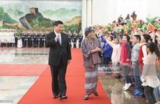 Trung Quốc và Liberia thiết lập quan hệ đối tác hợp tác toàn diện