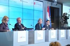 Ngoại trưởng ASEM hoan nghênh đề xuất của VN về Biển Đông