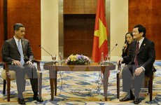 Chủ tịch nước tham dự các hoạt động của Tuần lễ cấp cao APEC