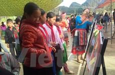 Chuyện học và chơi của các em nhỏ xã vùng cao Cán Chu Phìn