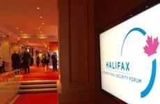 Diễn đàn Halifax thảo luận thách thức an ninh ở châu Á-TBD