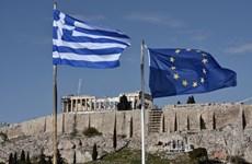 Eurogroup đồng ý giải ngân cho Hy Lạp khoản cứu trợ 2 tỷ euro