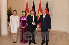 """Tổng thống Đức: """"Tôi đặc biệt kính trọng nhân dân Việt Nam"""""""