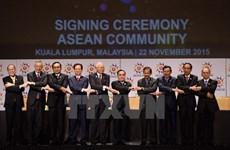 Dấu ấn Việt Nam trong tiến trình xây dựng Cộng đồng ASEAN