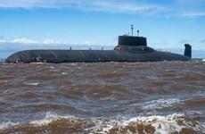 Phương Tây: Nga đưa tàu ngầm trang bị tên lửa hạt nhân tới Syria