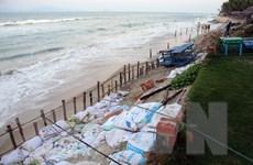 """Chính phủ hỗ trợ khẩn cho Quảng Nam để """"cứu"""" bờ biển Cửa Đại"""
