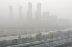 Bắc Kinh và miền Bắc Trung Quốc chìm trong khói mù dày đặc
