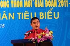 Ông Y Biêr Niê làm Chủ tịch Hội đồng Nhân dân tỉnh Đắk Lắk