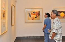 Trưng bày hơn 400 tác phẩm tại Triển lãm Mỹ thuật Việt Nam 2015