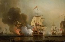 Colombia tuyên bố chiếc tàu đắm mới tìm thấy là di sản quốc gia