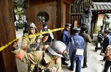 Nhật Bản bắt giữ nghi can Hàn Quốc đánh bom đền Yasukuni