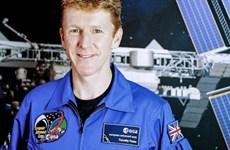 Tim Peake trở thành phi hành gia người Anh đầu tiên lên ISS