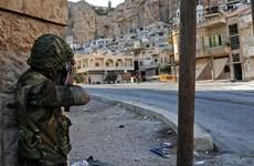 Mỹ cung cấp lô đạn được mới cho các tay súng Arab ở Syria