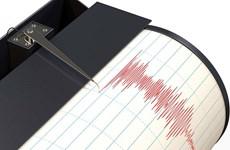 Động đất mạnh 6,2 độ Richter rung chuyển vùng biển Vanuatu
