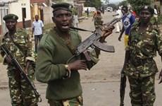 Mỹ trừng phạt 4 nhân vật của Burundi do làm bùng phát bạo lực