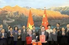 Thúc đẩy niềm tin chính trị giữa hai nước Việt Nam-Trung Quốc