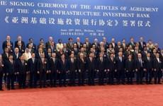 """AIIB tham vọng thổi """"làn gió mới"""" vào hệ thống quản trị toàn cầu"""