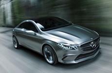 Hãng Mercedes-Benz đạt doanh số kỷ lục tại thị trường Ấn Độ