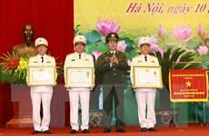 Bộ trưởng Công an yêu cầu Hà Nội đảm bảo an ninh dịp Tết