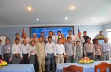Hội Việt kiều Đô thành Phnom Penh tổ chức đại hội lần thứ VI