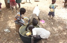 Hạn hán kéo dài khiến nạn đói lan rộng ở khu vực Nam châu Phi
