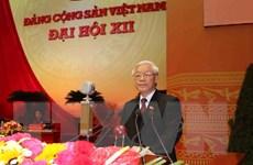 Báo cáo của Ban Chấp hành TW Đảng khóa XI về các văn kiện Đại hội XII