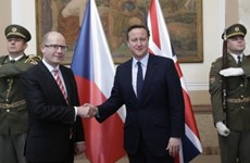 Cộng hòa Séc nỗ lực hết sức để giữ Anh ở lại Liên minh châu Âu