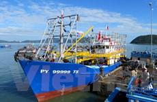 Phú Yên: Ngư dân đầu tiên đóng tàu cá vỏ thép để vươn khơi