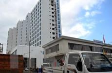 Rơi vận thăng tại công trình khách sạn ở Đà Nẵng làm 5 người chết