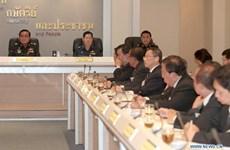 Chính phủ Thái vận động dân ủng hộ dự thảo hiến pháp mới