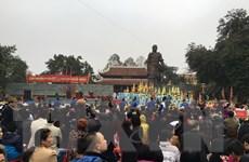 Tưng bừng lễ hội kỷ niệm 227 năm chiến thắng Ngọc Hồi-Đống Đa