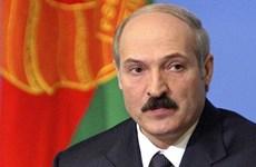 EU xem xét dỡ bỏ lệnh trừng phạt đối với Tổng thống Belarus