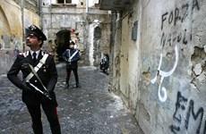 Italy điều quân đến Naples vì bạo lực gia tăng giữa các băng đảng