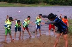 Hàng loạt biện pháp giảm tỷ lệ trẻ em bị tai nạn, đuối nước