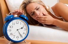 Hơn 30% người Mỹ có nguy cơ mắc bệnh nguy hiểm vì thiếu ngủ