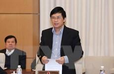 Thường vụ Quốc hội kiến nghị Chính phủ sớm trình dự án Luật Biểu tình